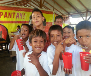 NUTRITION INTERVENTION FOR BOPHA DISASTER-INDUCED HUNGER AMONG CHILDREN OF BAGANGA