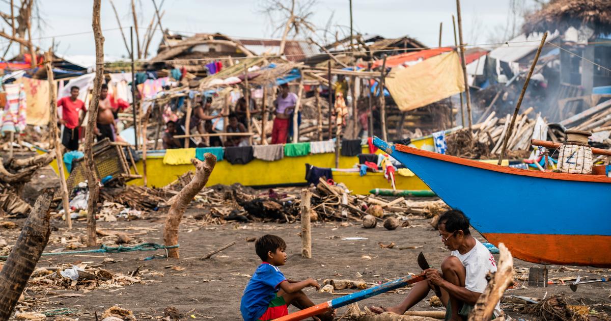 Appello urgente per le vittime dei tifoni Rolly (Goni) e Ulysses (Vamco)  in Filippine