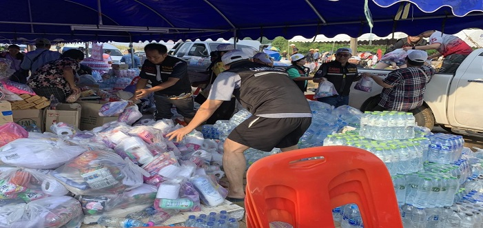 CADIS THAILAND OPERATES RELIEF PROGRAM IN UBON RATCHATHANI