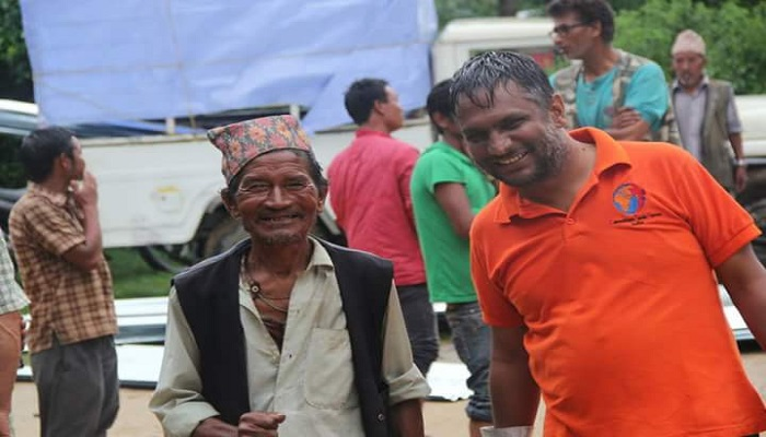 NEPAL POST EATHQUAKE RECOVERY PROGRAM