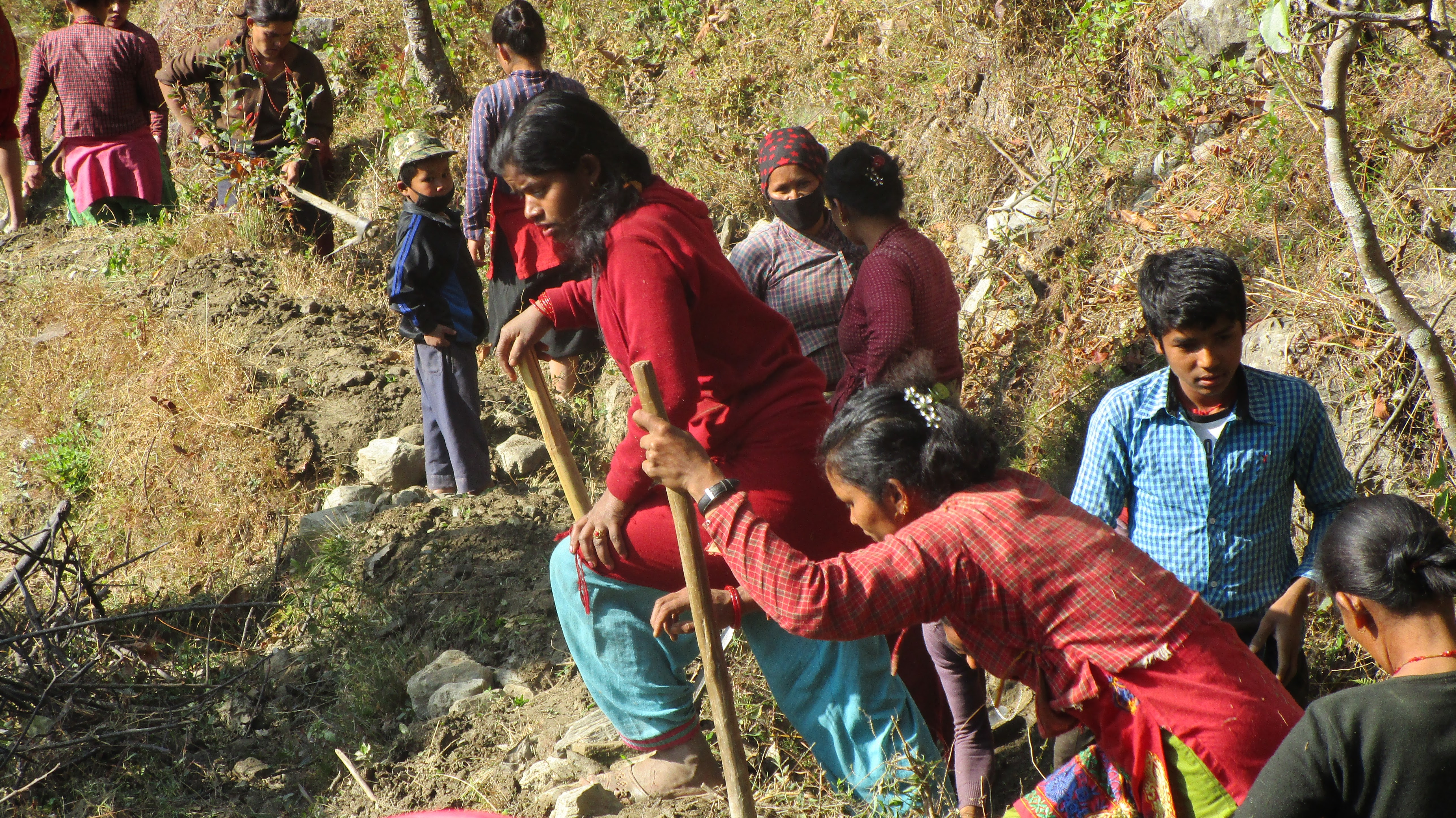 Reducing Vulnerability and Building Resilience Sindhupalchowk