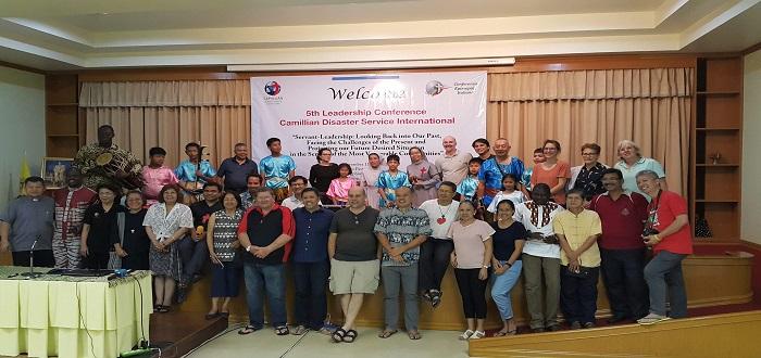 Cronaca della quinta conferenza CADIS a Bangkok