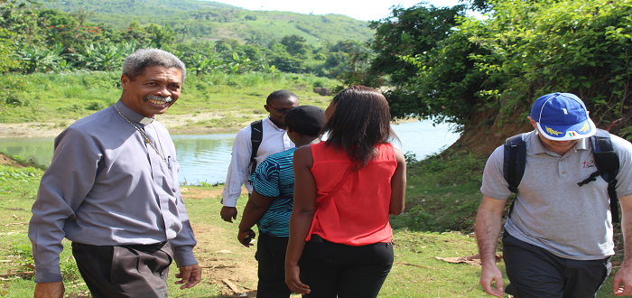 HAITI CADIS MISSION INITIATES THE SECOND PHASE