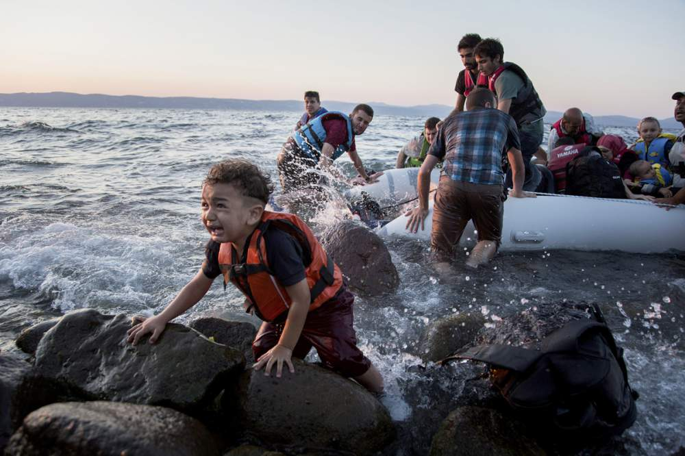 Messaggio FOCSIV : Giornata Mondiale del Rifugiato