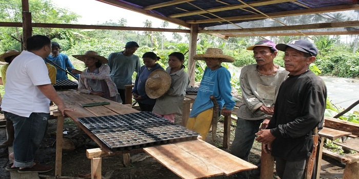 AGRO-FORESTATION AND STRENGTHENING PEOPLE'S RESILIENCE
