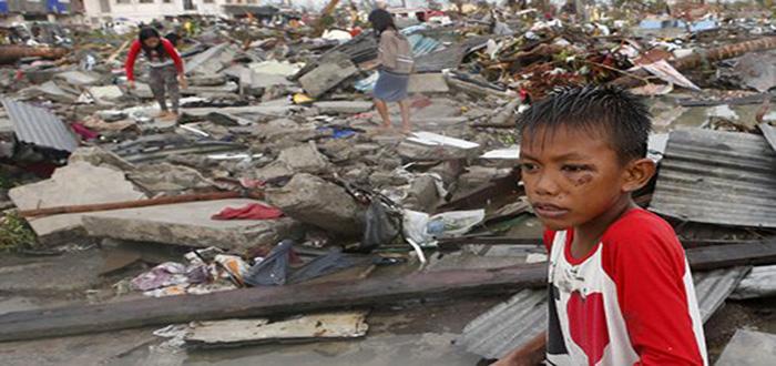 Depression after natural disaster: let's talk!