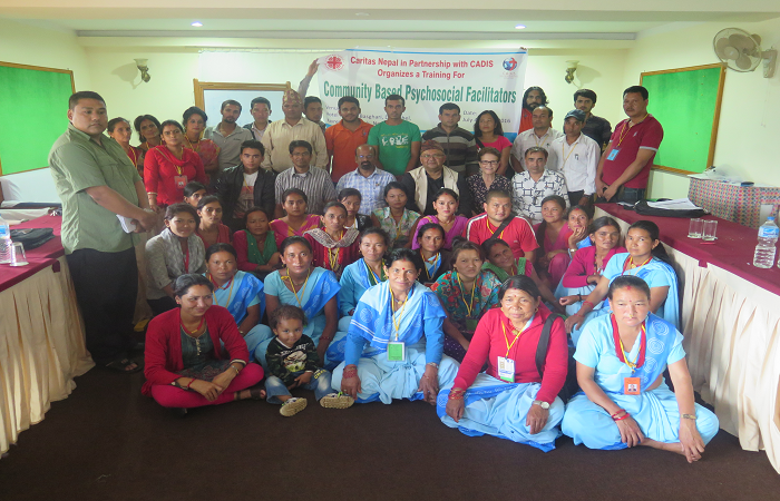 ENHANCING RESILIENCE OF REMOTE COMMUNITIES IN NEPAL